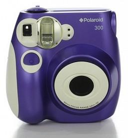 Polaroid 300 instant fényképezőgép (piros) - 220volt.hu 60c9efc1e4