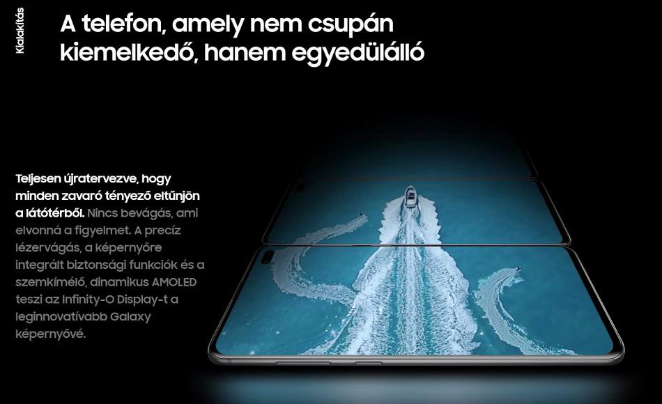 Galaxy S10+ készülékkel készített kép szimulált tevékenységgel 95abf484bb